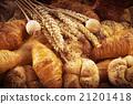 Bread assortment 21201418