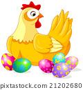 Easter Chicken 21202680