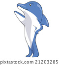 海豚 海 大海 21203285