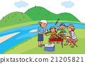 barbecue, barbecued, barbeque 21205821