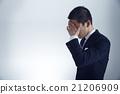 男人 頭痛 頭疼 21206909
