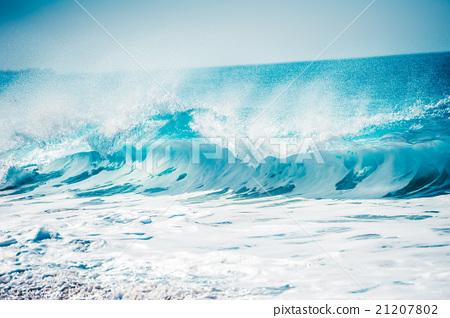 暴力大波,夏威夷北岸 21207802
