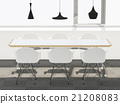 a meeting, table, business 21208083