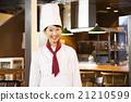 餐厅 饭店 大厨 21210599
