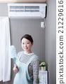 空調 空調器 咧嘴笑 21229616