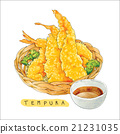 Vector Tempura Watercolor 21231035