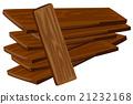 木头 木 厚木板 21232168