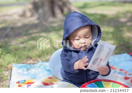 아기, 갓난 아기, 갓난아이 21234457