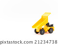 dump truck, miniature, track 21234738