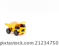 dump truck, miniature, luggage 21234750