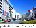 ikebukuro station, in front of the station, scene 21235578