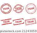 Team stamps 21243059