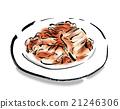 朝鮮泡菜 說明材料 日本醃菜 21246306