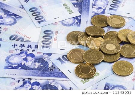 台灣的紙鈔與硬幣 21248055