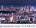 城市景觀 城市 東京 21248142