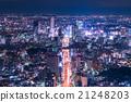 城市景觀 城市 東京 21248203