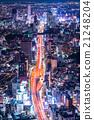城市景觀 城市 東京 21248204