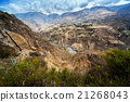 river, valley, mountain 21268043