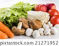 蔬菜 青菜 食品 21271952