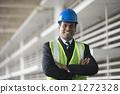Indian industrial engineer at work. 21272328