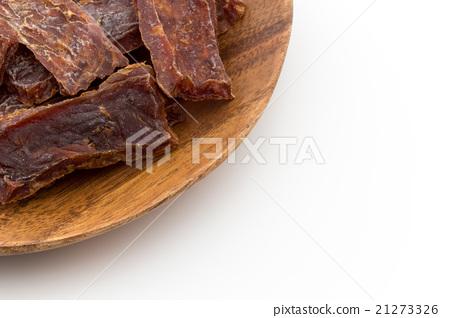 Salmon Jerky: Salmon Jerkey 21273326