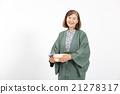 年長 浴衣 熱液體容器 21278317