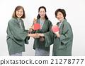 浴衣 乒乓球 夫人 21278777