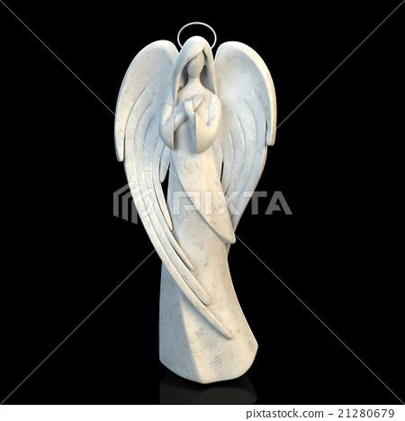 Angel Figurine 21280679