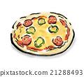 食物 西餐 做菜 21288493