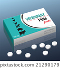 Veterinary Drug Animals Medicine Pills 21290179