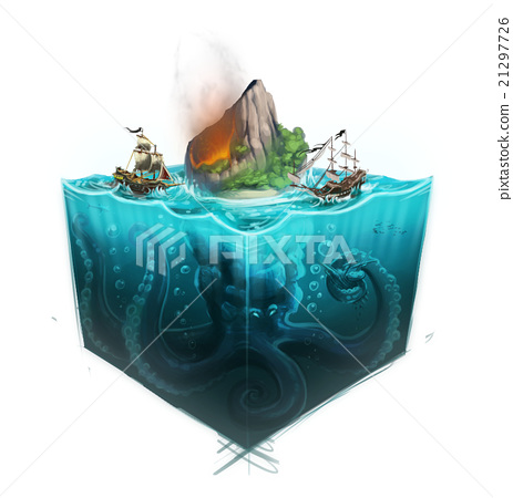 Cube Island 21297726