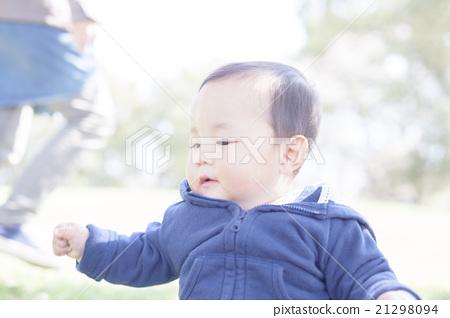 아기, 갓난 아기, 갓난아이 21298094