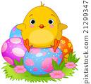 Easter Chicken 21299347