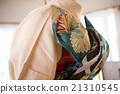 How to dress in kimono 21310545