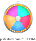 wheel fortune 5 area 21311966