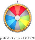 wheel fortune 12 area 21311970