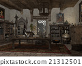 The Alchemist's Study 21312501