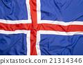 Flag of Iceland 21314346