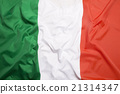 Flag of Italy 21314347