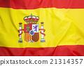 Flag of Spain 21314357