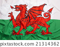 Flag of Wales 21314362