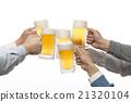 啤酒吐司 21320104