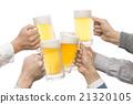 啤酒吐司 21320105