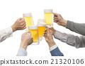 啤酒吐司 21320106