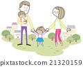 가족 산책 21320159