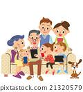 家庭 家族 家人 21320579