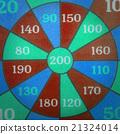 Children's target board 21324014