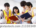 商務人士 建築業 工服 21330349