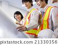 商務人士 建築業 工服 21330356