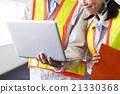 生意人 建築業 工服 21330368